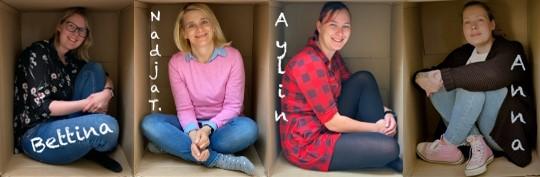 Grossansicht in neuem Fenster: Team der Gruppe Zauberbaum