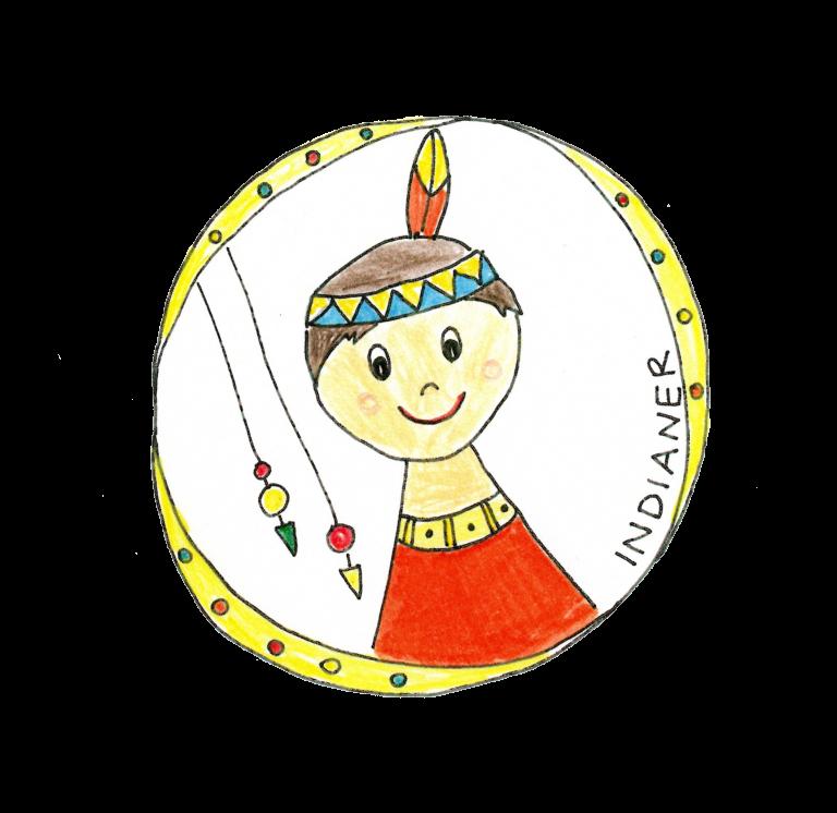 Logo der Indianergruppe